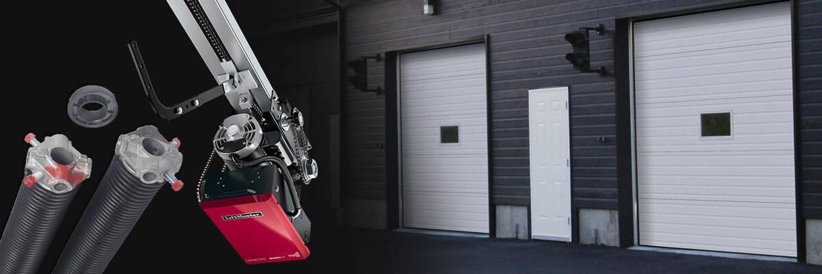 Commercial Garage Door Service League City
